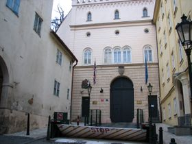 British Embassy in Prague, photo: Kristýna Maková
