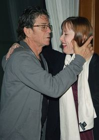 Lou Reed, Suzanne Vega, photo: CTK