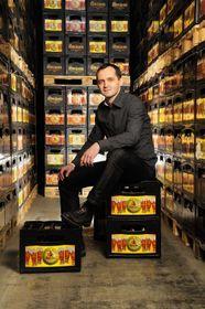 Roman Havlík (Foto: Archiv der Brauerei Svijany)