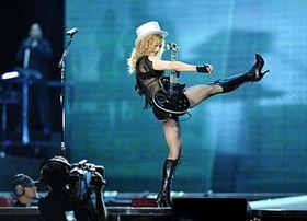 Madonna, foto: ČTK