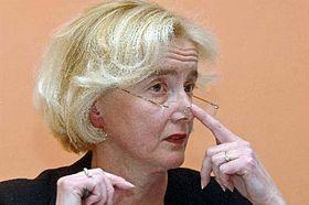 Předsedkyně Nejvyššího soudu Iva Brožová, foto: ČTK