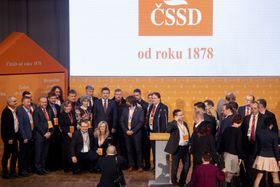 ČSSD-Parteitag (Foto: ČTK / David Taneček)