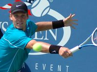 Tomáš Berdych, photo: Christian Mesiano, CC 2.0 license