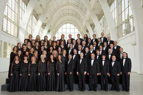 Coro Filarmónico Checo de Brno, foto: presentación oficial del Coro Filarmónico Checo de Brno