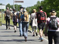 'La marche de réconciliation', photo: Václav Šálek / ČTK