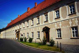 Piaristenkloster in Příbor (Foto: Chromečková, Wikimedia Commons, CC BY-SA 4.0)