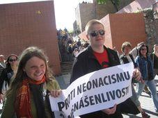 Junge Kommunisten in Brno (Foto: Dezidor  CC A 3.0 Unported)