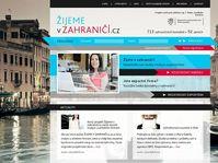 Oficiální web zijemevzahranici.cz