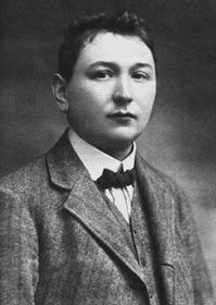 Jaroslav Hašek, photo: Wikimedia Commons, CC0