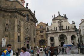 Костел Найсвятейшего Сальвадора, Фото: Кристина Макова, Чешское радио - Радио Прага