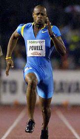Asafa Powell de Jamaica (Foto: CTK)