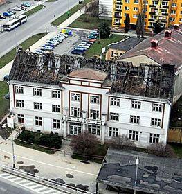 Spolkový dům Trávník, foto: ČTK