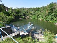 La piscine U Libuše, photo: Ondřej Tomšů