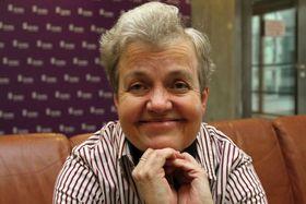 Dana Drábová (Foto: Adam Kebrt, Archiv des Tschechischen Rundfunks)