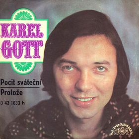 Karel Gott, foto: Supraphon