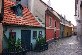 La ruelle d'or, photo: Štěpánka Budková