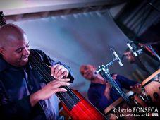 Roberto Fonseca, foto: presentración oficial de R.Fonseca