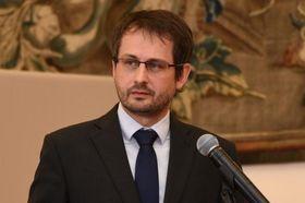 Мартин Смолек, фото: Архив Министерства иностранных дел ЧР