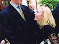 Jan Bubeník con su esposa Pavlína Volfová