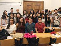 Los estudiantes mexicanos del Instituto Tecnológico de Monterrey, foto: Daniel Konewka