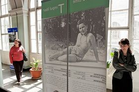 L'exposition à Arad, photo: Centropa Vienna