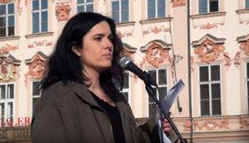 Šárka Fialová, photo: YouTube