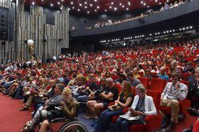 Festival Internacional de Cine de Karlovy Vary, foto: ČTK / Slavomír Kubeš