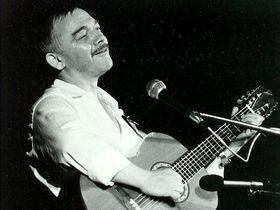 Karel Kryl, foto: JIří Sláma, ČRo