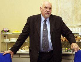 Pavel Rychetský, foto: CTK