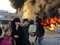 Gaza en la actualidad (Foto: CTK)