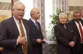 George Quitter - presidente de la compañía mexicana Genermex, Foto: CTK