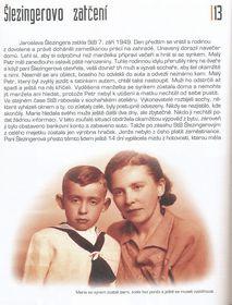 Marie Šlezingerová se synem, foto repro Zaváté šlépěje, Marie Bohuňovská