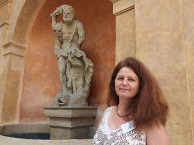 Lucie Slavíková-Boucher, photo: Magdalena Hrozínková