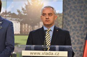 Josef Středula (Foto: Archiv des Regierungsamtes der Tschechischen Republik)