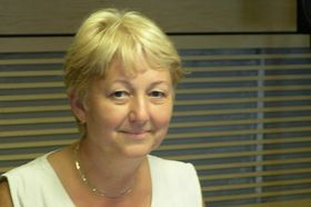 Milena Štráfeldová, photo: Kristýna Maková