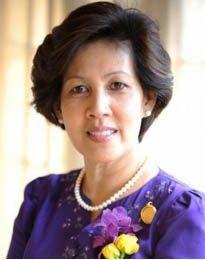 Принцесса Королевства Камбоджи Нородом Арунсрасмы