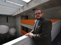 Martin Šmok, photo: Ondřej Tomšů
