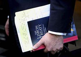 Tratado de Lisboa, foto: ČTK