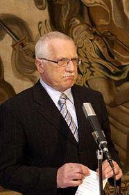 Presidente checo, Vaclav Klaus (Foto: CTK)