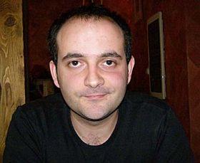 David Andrés Castillo, foto: Roman Casado