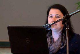 Zuzana Ramajzlová, photo: Člověk v tísni/YouTube