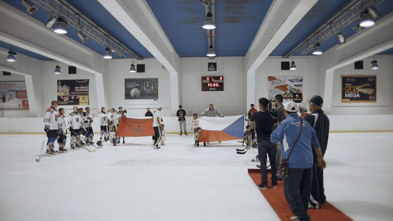 """Film """"Letní hokej"""" (Foto: Film Servis Festival Karlovy Vary)"""