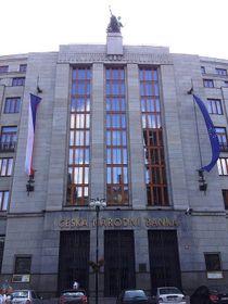 Чешский национальный банк, фото: Олег Фетисов, Чешское радио - Радио Прага