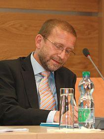 Jiří Jirka, foto: Archivo del Ministerio del Interior