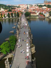 Puente de Carlos, foto: Štěpánka Budková