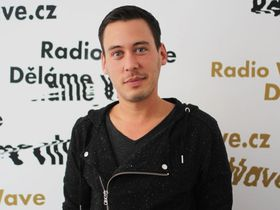 Pavel Podruh, photo: Barbora Linková / Czech Radio