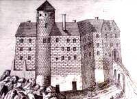 Замок Пецка, Фото: открытый источник