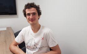 Adam Ondra (Foto: Zdeňka Kuchyňová)