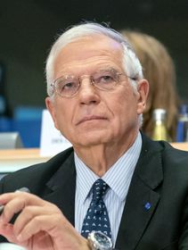 Josep Borrell, photo: European Parliament / CC BY 2.0