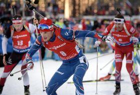 Ondřej Moravec se hizo con un oro, una plata y un bronce en Finlandia. (Foto: ČTK)